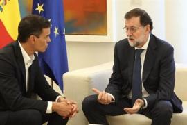 El PSOE confirma un acuerdo con el Gobierno para convocar en enero elecciones en Cataluña