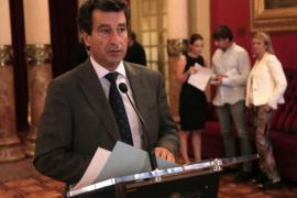 """El PP balear atribuye las medias excepcionales del artículo 155 a la """"irresponsabilidad de la Generalitat"""""""