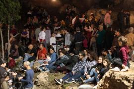 'Ballada popular' en la Font d'en Xiquet, en es Cubells