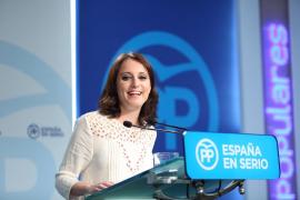 """Andrea Levy pide a Puigdemont acabar con el """"victimismo"""" y con las """"amenazas y chantajes"""""""