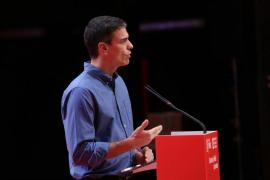 """Pedro Sánchez: """"La activación del 155 dependerá de la última decisión de Puigdemont"""""""