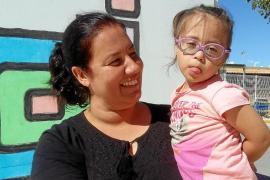 La pequeña Sofía tendrá una auxiliar de apoyo a partir de enero