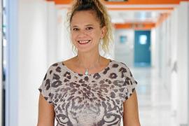 Pilar Rapún: «El mal rollo entre compañeros es lo que más me afecta en el trabajo»