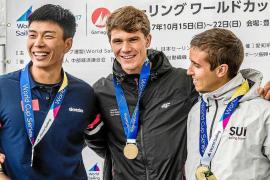 Mateo Sanz se adjudica la medalla de bronce