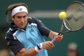 David Ferrer es el primer cuartofinalista del torneo de tenis de Montecarlo