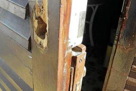 Vecinos de Sant Agustí denuncian una cadena de robos en media docena de casas de campo