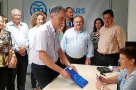 Andreu Roig, candidato para presidir la Junta Local del PP de Sant Joan