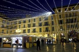 La campaña de Navidad y Reyes creará en Balears 8.280 puestos de trabajo