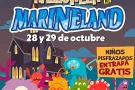Fiesta de Halloween en Marineland