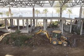 Sant Antoni paga el derribo de la discoteca Idea a cambio de dos solares para 300 aparcamientos