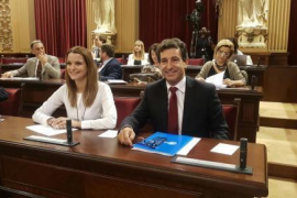 Prohens subraya la incoherencia de Armengol al olvidarse de los contratos de Més