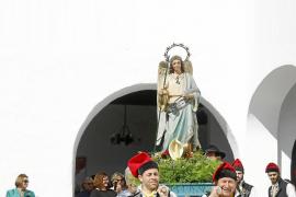 Pasión y tradición se unen para celebrar el día grande de Sant Rafel