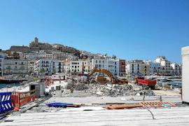 Joaquín Jiménez comunica a los trabajadores de la APB en Ibiza que deja de ser director del puerto