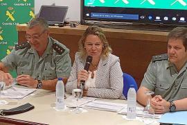 Mandos policiales de Ibiza se forman en materia antiterrorista