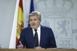 """Méndez de Vigo: """"Los actos de violencia no están en el ADN de este Gobierno"""""""
