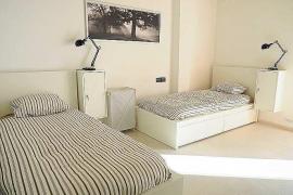 Los pisos sociales de Dalt Vila acogerán mañana a las primeras personas sin techo
