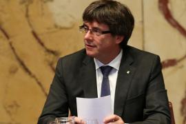 Puigdemont designa al delegado de la Generalitat en Madrid y a ERC y PDeCAT en el Senado para que le representen