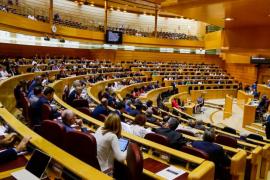 El Senado recibe a tiempo las alegaciones de la Generalitat contra el artículo 155
