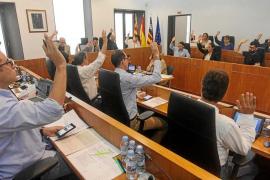Acuerdo para instar al Govern a retirar el viejo emisario de Talamanca