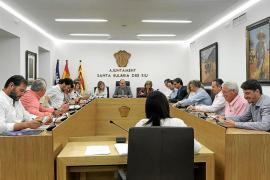 Santa Eulària aprueba rebajar los impuestos municipales en más de 750.000 euros