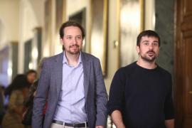 """Podemos, tras el """"fracaso"""" de Rajoy y Puigdemont, dejará de pedirles diálogo y pasará a la """"ofensiva democrática"""""""