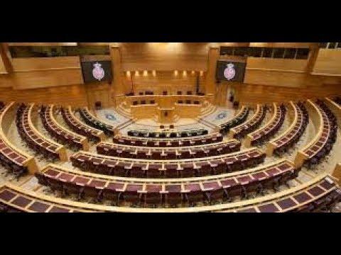 Comienza el pleno del Senado para la aplicación del artículo 155
