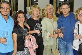 Nit del Vi en la Fàbrica Ramis de Inca
