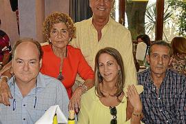 Cumpleaños de Aina Ferrando