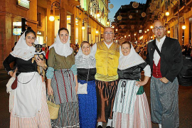 La Beateta llena de tradición las calles de Palma