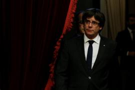 El Parlament declara la independencia de Cataluña