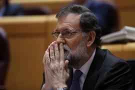 """Rajoy pide tranquilidad tras declararse la independencia: """"El Estado de Derecho restaurará la ley en Cataluña"""""""