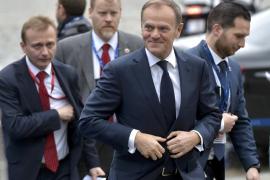 """Tusk: """"Nada cambia para la Unión Europea, España sigue siendo nuestro único interlocutor"""""""
