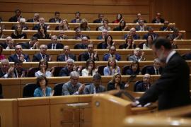 El Senado aprueba la aplicación del artículo 155 en Cataluña