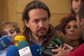 Iglesias rechaza la DUI «ilegítima» y acusa a los independentistas de hacerle el juego al PP