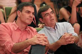Antich sale del pleno del Senado para no votar con el PSOE el artículo 155