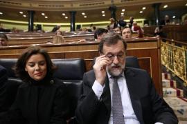 Rajoy delega en Soraya Sáenz de Santamaría la presidencia de la Generalitat