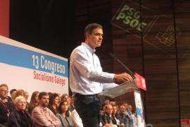 """Pedro Sánchez: """"Cataluña seguirá siendo España por la razón, la ley y el voto de los catalanes"""""""