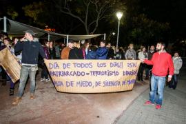 Los juzgados de Balears tienen pendientes de ejecución 3.000 condenas por maltrato