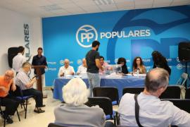 Miquel Jerez, elegido presidente del PP de Santa Eulària con el 100% de los votos