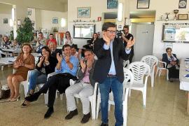 Javier Marí, nuevo presidente de la junta local del PP 'josepí'