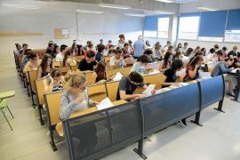 La inversión por alumno en la Universitat balear es 1.250 euros inferior a la estatal