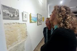 Exposición benéfica en Ebusus a favor de Aif