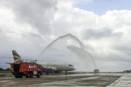 El aeropuerto de Ibiza estrena una nueva ruta aérea con Londres