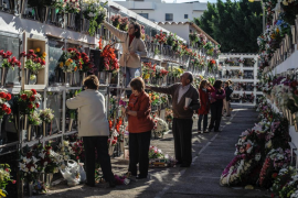 Los cementerios de Sant Antoni abrirán desde hoy hasta el jueves