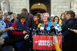 """La CUP pide al Ayuntamiento de Barcelona poner """"todos los medios"""" para la República"""