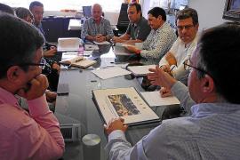 Las obras de recuperación de la bahía de Portmany empezarán en 2019