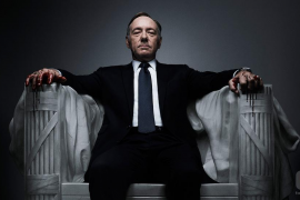 Netflix anuncia el fin de «House of Cards»