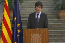 Un protocolo impulsado por Aznar en la UE dificulta que Bélgica pueda dar asilo a Puigdemont
