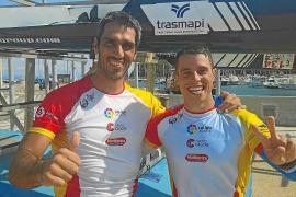 Dani Sánchez y Toni Prats, al Mundial de Surfski en Hong Kong