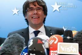 La Audiencia imputa a Carles Puigdemont y al Govern por rebelión y sedición y les cita a declarar el 2 y 3 de noviembre